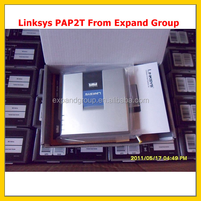 Linksys PAP2 Unlocked Voip Phone Adapter ,Voip Phone Adapter-linksys