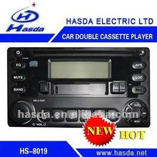 Car Cassette Player with CD