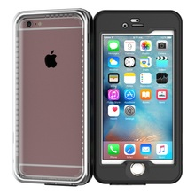 2016 New Arrival Slim Waterproof Case for Iphone 6 Plus 6S Plus