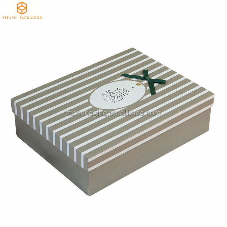 Customized Printing Best Price Christmas Gift Box