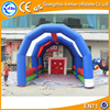 Outdoor inflatable soccer cage, inflatable batting cage for sale