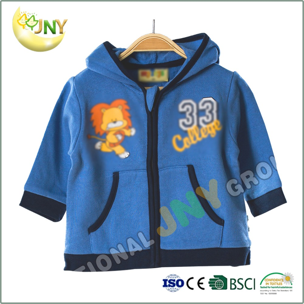 High Quality Baby Knitted Bomber Jacket Wholesale