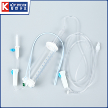 High Quality Consumables Medical Blood Transfusion Set With Burette