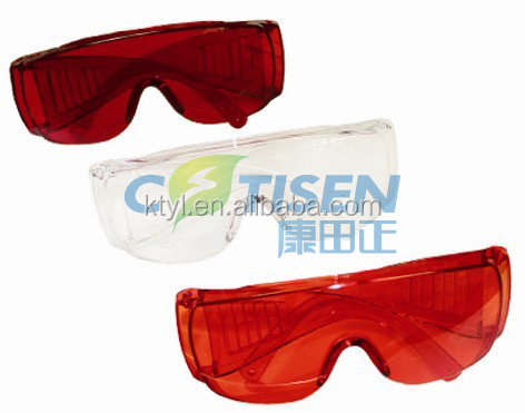 ISO13485,CE,FDA approval anti-fog curing light protective goggles/safety glasses/safety goggles