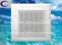 louver ceiling diffusers for ventilation system
