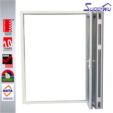 modern house china aluminium bifolding doors