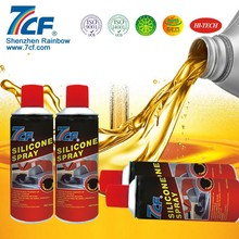 Silicone Based Anti Rust Spray Lubricant