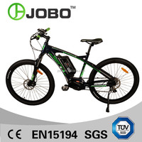 2016 Newest Mid Motor High Power Men Electric Mountain Bike 700C