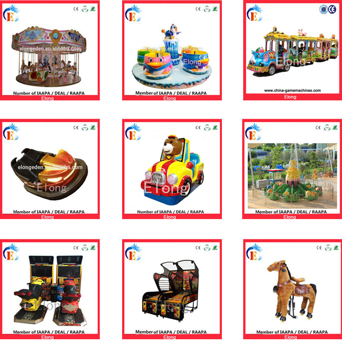 hot sale & high quality used commercial playground equipment sale