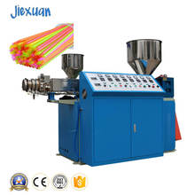PP Plastic Drinking Straw Making Machines
