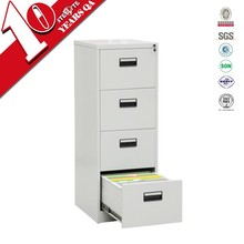 Best selling products four drawer steel cupboard / used metal cabinets sale