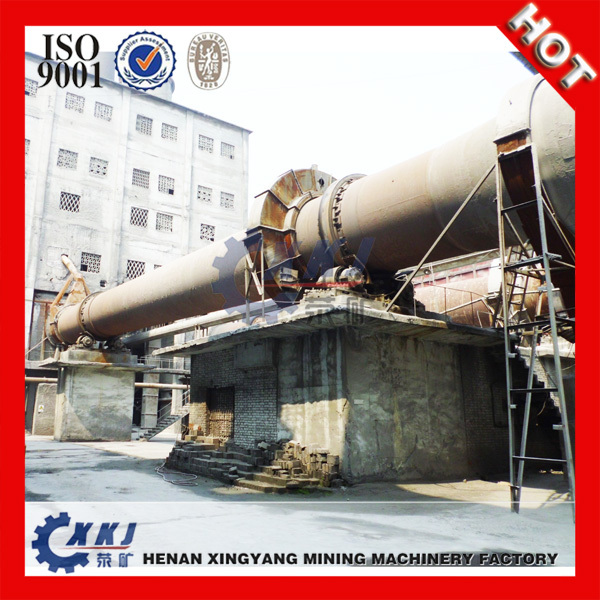 charcoal product kiln / cement kiln