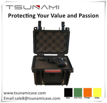 TSUNAMI 382718 Gopro Waterproof Case Plastic Case with Foam for Short Gun