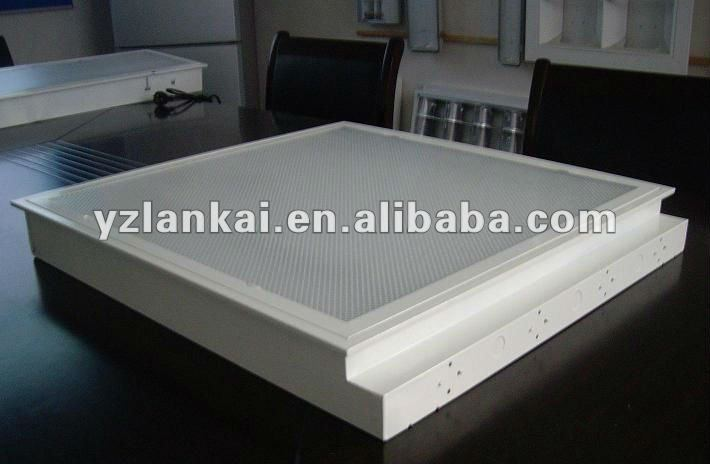 Manufacture organic prismatic diffuser modular fittings 60x60cm