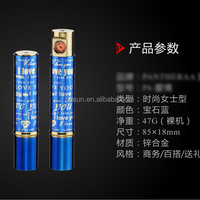 BS-1237 New Cylinder Mascara Shaped Flameless Rechargeable usb Lighter Perfect as Promotional item, Gift and Giveaway for Lady