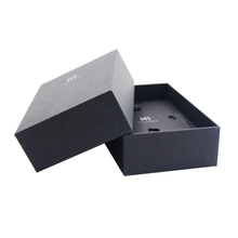 Leather Metal Travel Cardboard Strap Luxury Packaging Paper Single Watch Box