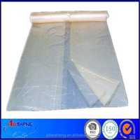Plastic PE Roof Cover Sheets