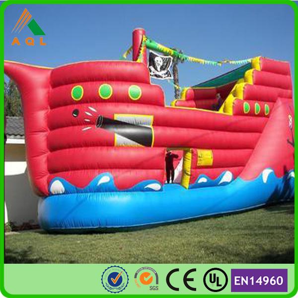 Inflatable Water Slide Port Macquarie: Inflatable Pirate Ship Bounce/ Inflatable Pirate Ship