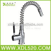 wall mounted kitchen mixer taps/kitchen faucets upc/ball valve brass kitchen faucet