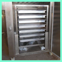 Industrial stainless steel meat smoking machine for cooking with best quality and service