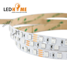 60leds/M DC24 14.4W <strong>rgb</strong> adjustable color 5050 <strong>rgb</strong> flexible led strip for outdoor decoration