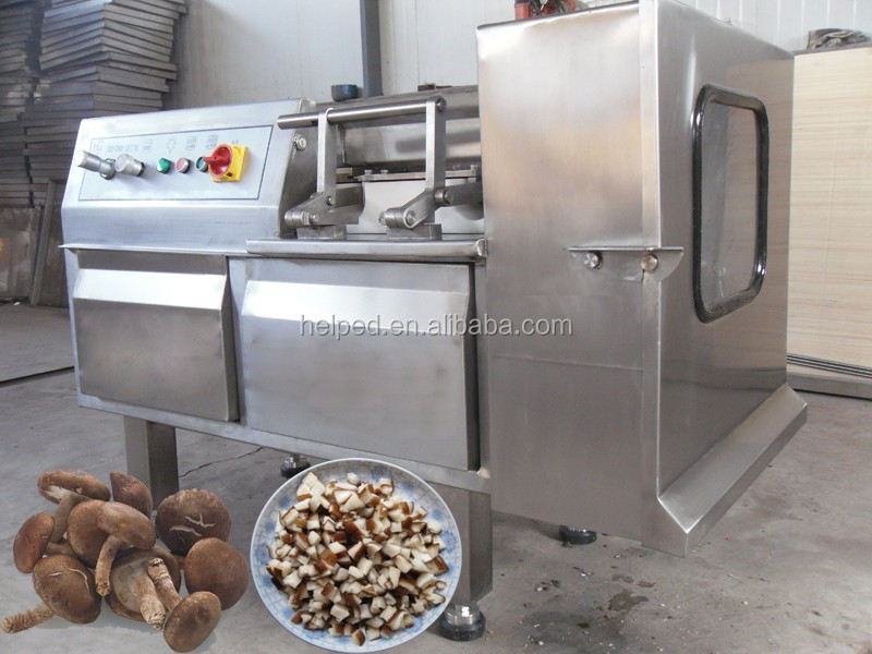 Fruit and vegetable dicer and slicer machine