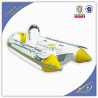FSBT013 230cm made in china supplier hot selling fishing motor boats inflatable boat