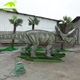 KANOSAUR6477 Outdoor Amusement Park Decorative Dinosaur Model For Jurassic Triceratops