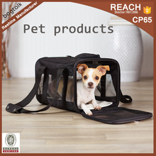 Supplier popular samll dog carry stylish soft sided pet carrier