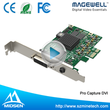 Wholesale Price sdi Capture Card 1080p Hd Hotel vod education TV program channel Graphic Card video grabber