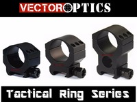 Vector Optics 30mm Tactical Rifle Scope Low Medium High Picatinny Weaver Mounts Rings Riflescope Mount Bracket