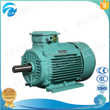 Three Phase 2/4/6 pole Electric Motor specifications