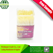 Factory Price Plastic Toothpick Package Toothpick Holder
