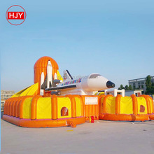 giant Inflatable obstacles courses,inflatable climbing slide,outdoor land park for sale