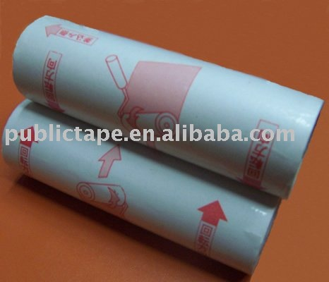 16cm sticky cleaning rolls refill paper sticky