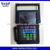 Color screen display ndt products with data storage