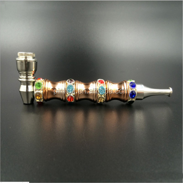 chinese metal smoking pipes
