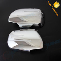 toyota 2014 hiace chrome side mirror cover chromed 2013 hiace van door side mirror cover accessories