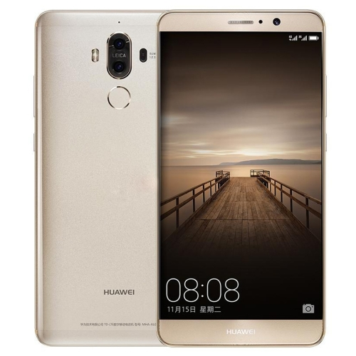 Original Huawei Mate 9 MHA-AL00 4GB+64GB, Dual Rear Cameras Fingerprint Identification 5.9 inch Android 7.0 Mobile Phone