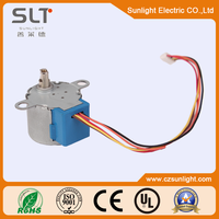 24BYJ48 High reliable dc Stepping PM Motor with Low cost