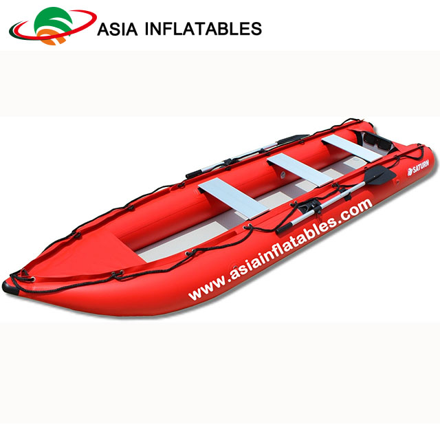 Single inflatable kayaks air foam rubber kayak for sale
