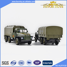 Custom made 8 inch pull back metal military diecast models for kids