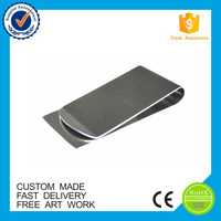 Business gift wholesale metal cheap money clip