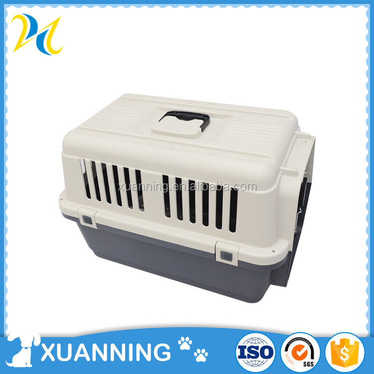 high quality dog transport cage dog flight cage pet flight carrier