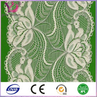 Polyester jarquard Chemical Lace Fabric