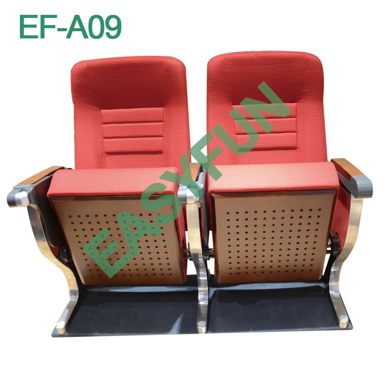 Factory price stacking cheap church chair price auditorium chair