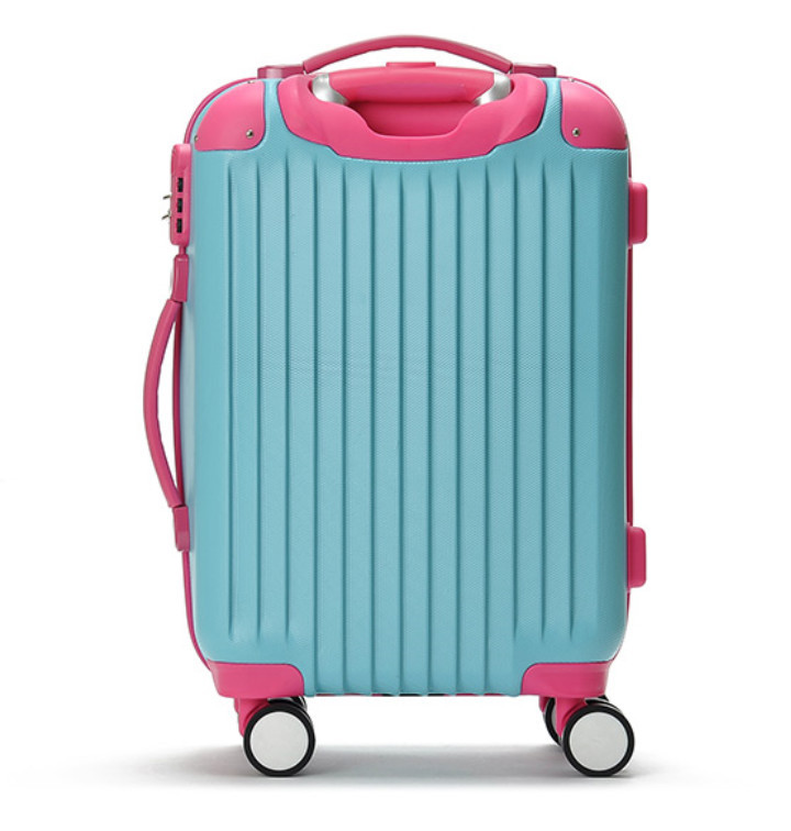 luggage with retractable wheels/hand luggage for teenagers