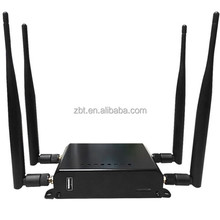 Dual band openwrt 3g 4g wireless wi-fi router with sim card slot