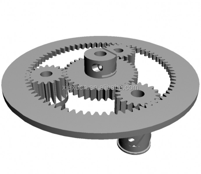 Plastic planetary gear set for motorcycle custom high precision manufacturer