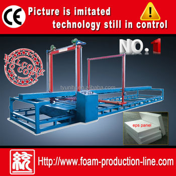 PSC-6000 Automatic EPS Foam Cutting Machine